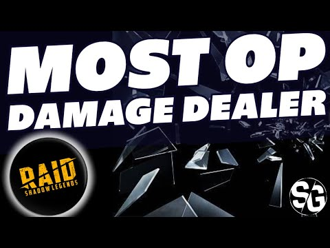 RAID's most OP damage dealer HOT DAMN! Raid shadow legends