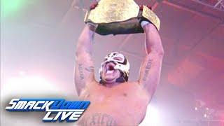 Rey Mysterio returns next week: SmackDown LIVE, Oct. 9, 2018