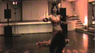 Dança do Ventre Moderna.Maria José.. Fakerni. Haifa Whebe