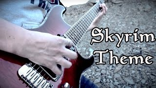 Dragonborn - Skyrim Theme (Guitar Cover)