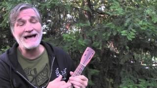 Bad Sasquatch - ukulele original SOTU 112