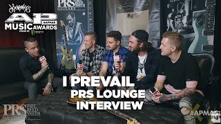 APMAs 2017 Interview: I PREVAIL | PRS LOUNGE