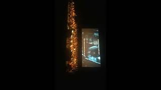Lord of the Rings: Two Towers Live Concert Helm's Deep Elven Archers Scene