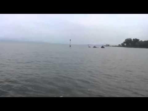 Drew Estate Cigar Safari Part 5: Open Water of Lake Nicaragua