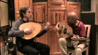 Adel Salameh & Jacob Heringman (oud & lute) Cantiga 353