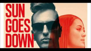 Robin Schulz - Sun Goes Down feat. Jasmine Thompson (Bass boosted )