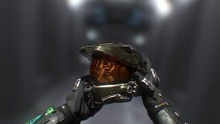 Master Chief Helmet Equip (Doom Inspired)