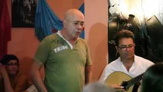"""Carlos Ferrer, """"Fado Ó meu amor marinheiro"""" - """"Anda matar a saudade"""""""