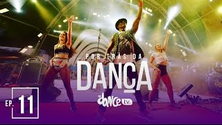 Fitdance na abertura do Carnaval de Salvador - Por Trás da Dança   FitDance TV