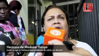 Atrapan a Madame Thonya