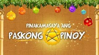 Paskong Pinoy: Pagbati