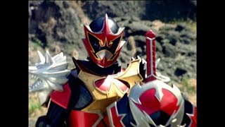 """Power Rangers Mystic Force - Wolf Warrior First Morph and Battle   Episode 30 """"The Return"""""""