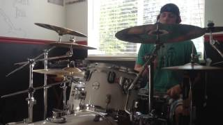 Pearl Jam: Elderly Woman Behind The Counter In A Small Town: Drum Cover