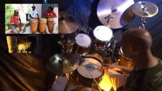 Trio Peligroso - Completo y Furioso {Drum Cover} Full HD