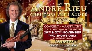 André Rieu: Christmas with André 2016 - 2 Shows Only
