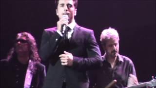 David Bustamante @ TE MENTÍA (Auditori Barcelona)
