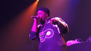 SMOKE DZA - BiRD ON A WiRE FREESTYLE/PERSONAL PARTY (LIVE)