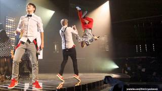 District3 - Madcon / Chris Brown medley (AUDIO)