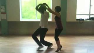 Salsa Routine 10 - Muhenda & Tunde