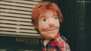 Ed Sheeran - Happier (DJ Tronky Bachata Remix)
