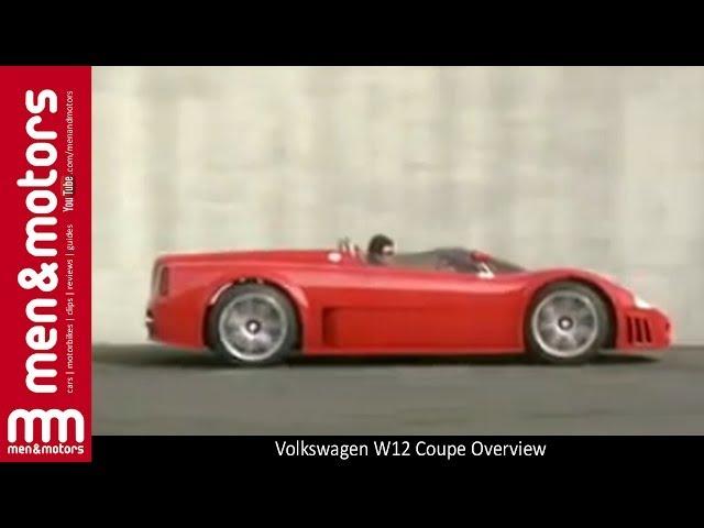 VW W12 Roadster
