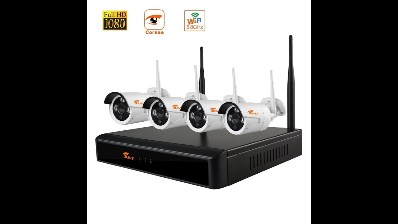 Best Wireless Security Camera System Barrett TX