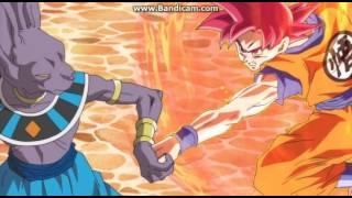SSG Goku vs Beerus theme