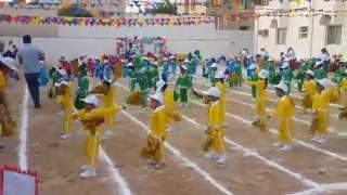 World Nursery Sports Day ( 2)