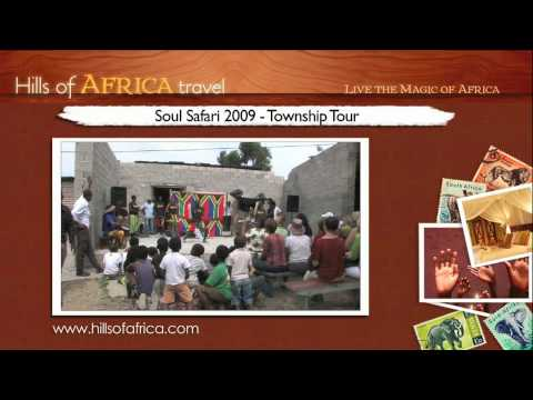 Soul Safari 2009 with Ainslie MacLeod – Township Tour