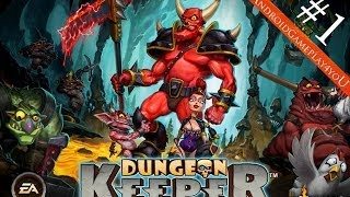 Dungeon Keeper Android GamePlay Part 1 (HD)