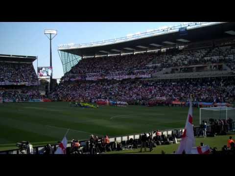 Südafrika 2010 – Tag 16 – Deutschland vs. England