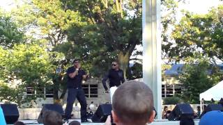 "MC Hammer LIVE! ""Michael Jackson Tribute"" (Indiana State Fair 8.20.09)"