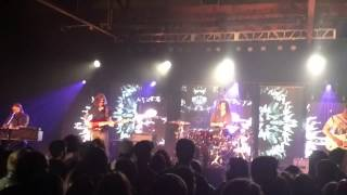 Kongos - I Want To Know - Live in Nashville (2-27-15)