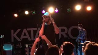 """Katastro - """"Scoreboard"""" live at The Rock"""