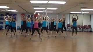Shut Up and Dance with Me - Zumba Warm Up - By Danielle's Habibis
