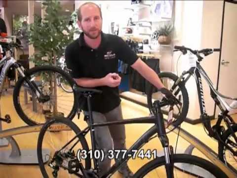 2013 Specialized Crosstrail Has Arrived at PV Bicycle Center in Rolling Hills near Torrance