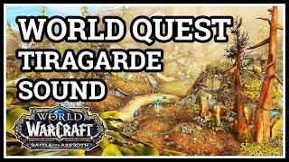 Dark Ranger Clea - Quest - World of Warcraft