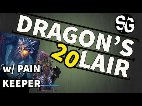 [RAID SHADOW LEGENDS] DRAGON 20 w/ PAIN KEEPER