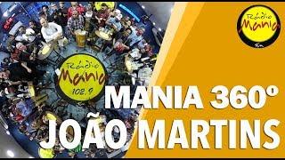 🔴 Radio Mania - João Martins - A Caixa
