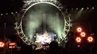 "Motley Crüe Tommy Lee Solo "" Love Rollercoaster"" @ Meadowbrook - Gilford, NH - May 17, 2013"