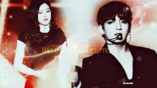 [FMV] Jungkook × Rosé - We don't talk anymore •Rosekook•