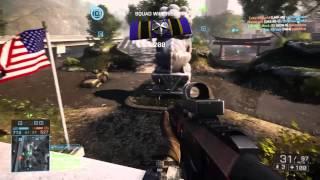Battlefield 4 | Nuking Pussy Chopper