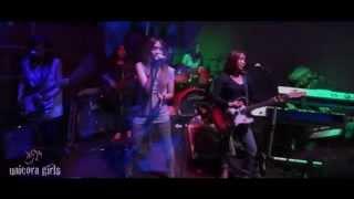 Unicorn Girl Band BKK - Try (Pink Cover)