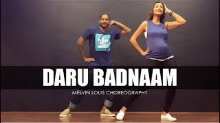 Daru Badnaam | Melvin Louis ft. Mumbai Mummy