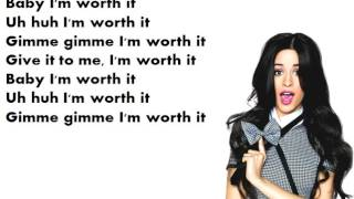 Fifth harmony wort it letra
