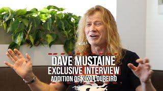 Dave Mustaine Talks Addition of Kiko Loureiro to Megadeth