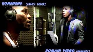 KONSHENS & ROMAIN VIRGO dubplate {Safari Sound} @ dainjamentalz u$a 4