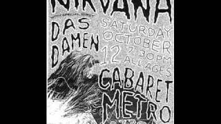 "Nirvana ""Endless, Nameless"" Live Cabaret Metro, Chicago, IL 10/12/91 (Soundboard audio)"