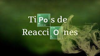 Imagen en miniatura para Tipos de reacciones orgánicas