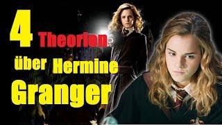 4 THEORIEN über Hermine GRANGER